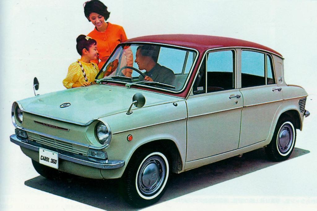 Mazda Carol 360 (1966)