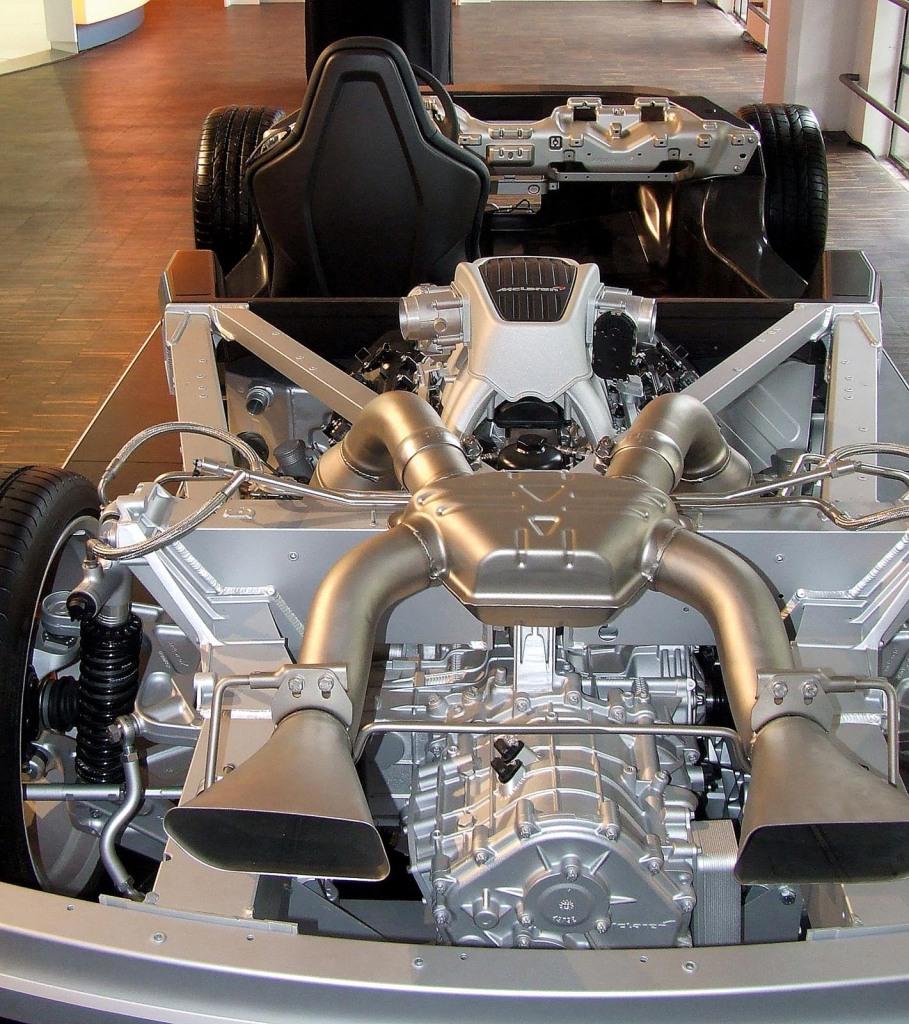 McLaren KM 31 004