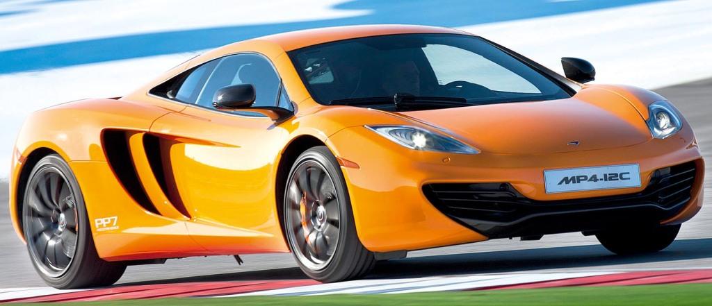 McLaren KM 31 007