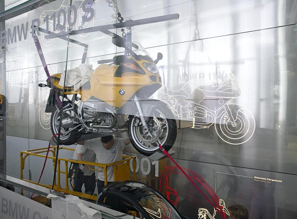 BMW Museum Dokumentation