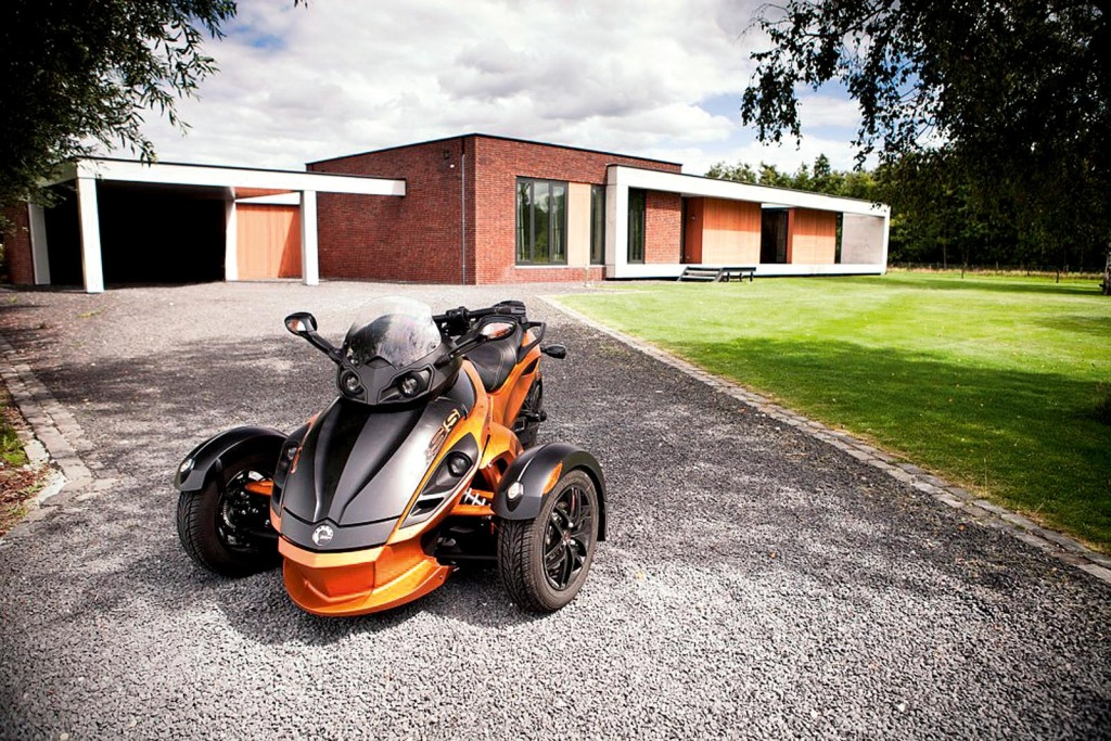 Can Am Spyder Roadster