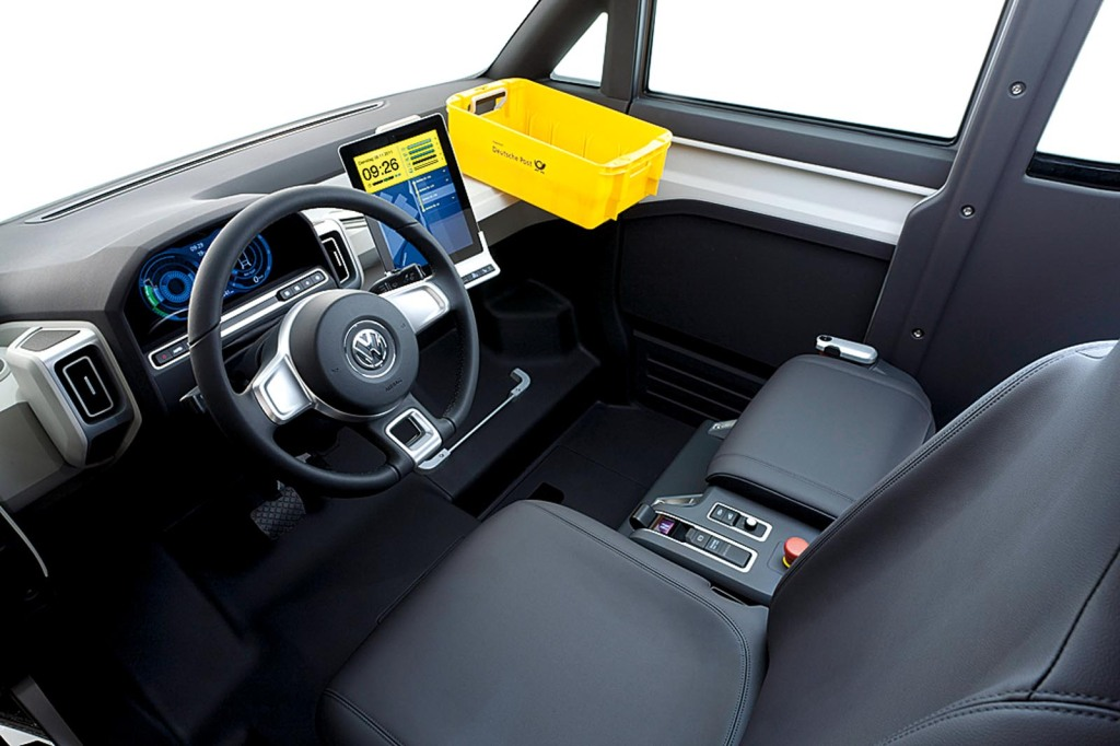 Volkswagen Forschungsfahrzeug eT!