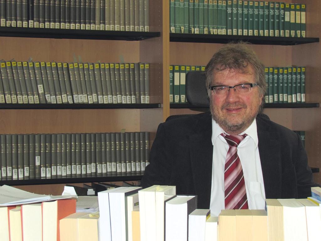 Prof. Dr. Gerrit Manssen