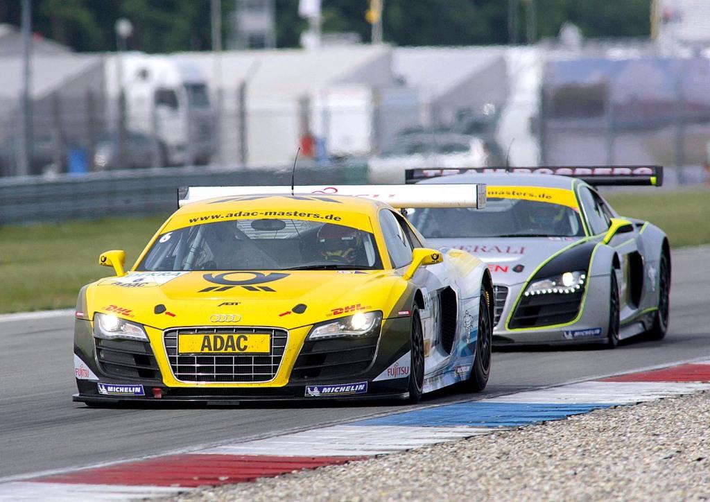Timo Scheider schreibt DTM-Geschichte fuer Audi