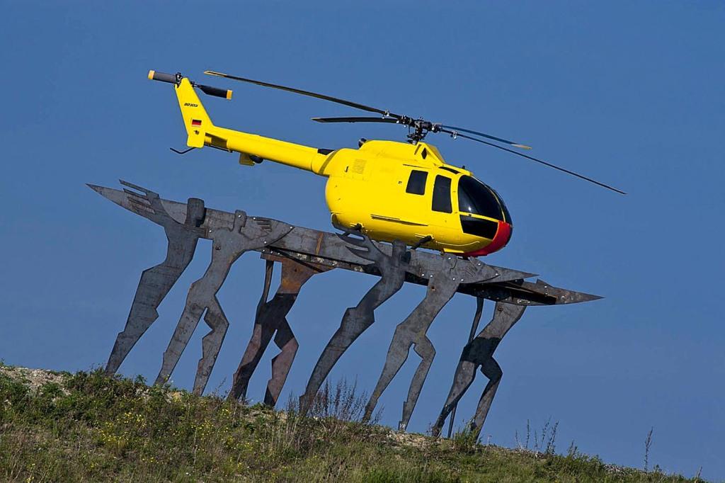zwingend-Hubschrauber original