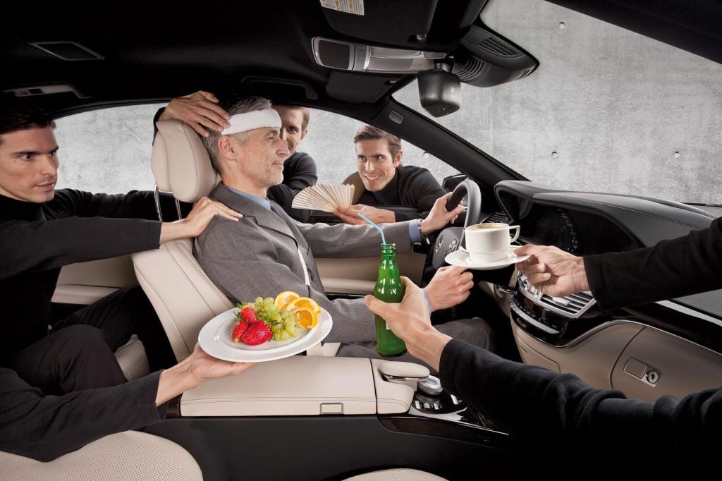 Mercedes-Benz TecTalk Aktiv Komfort