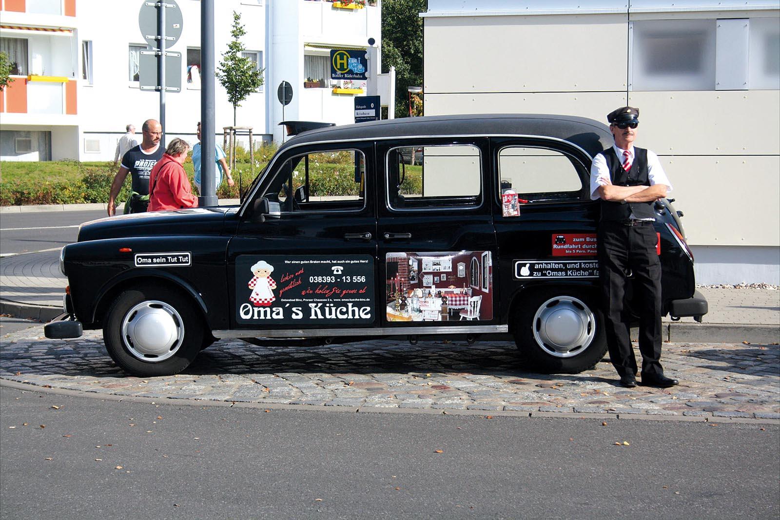 Mit Chauffeur und Limousine auf Rügen unterwegs – KÜS magazin
