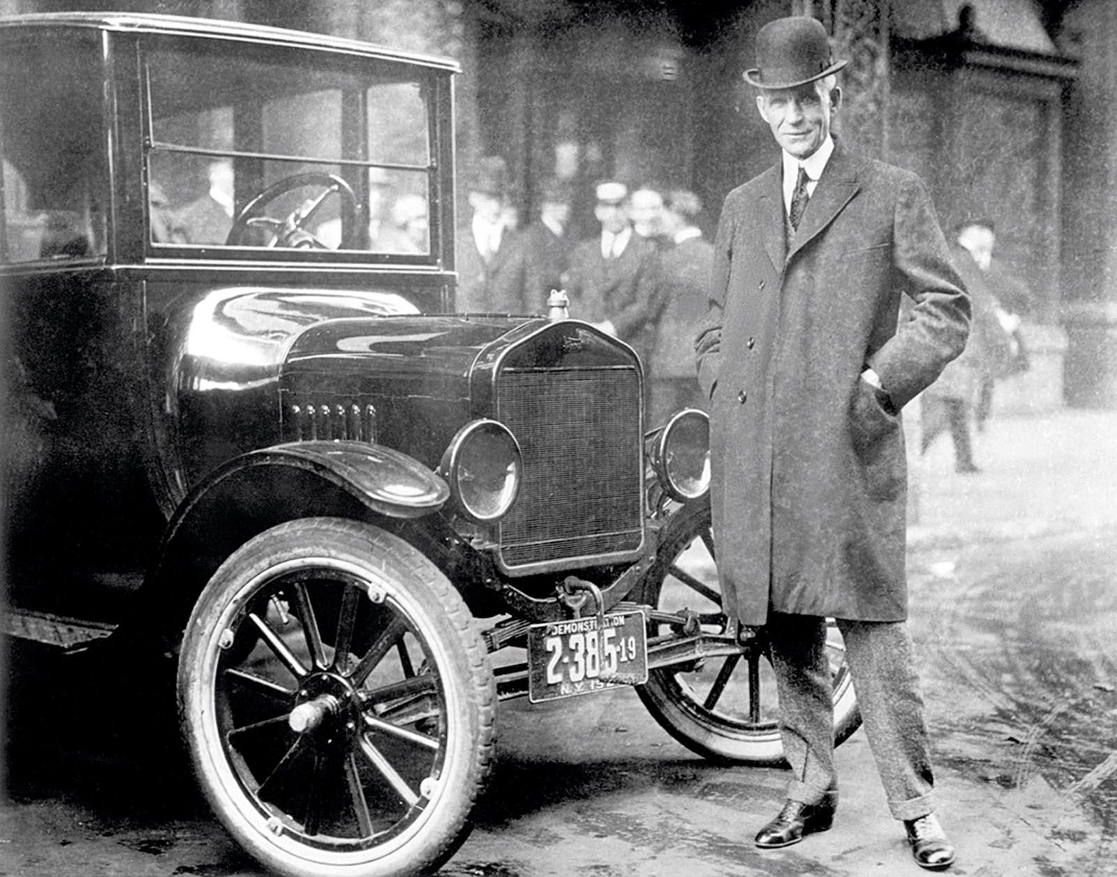 Vor 13 Jahren wurde Henry Ford geboren – KÜS magazin | henry ford