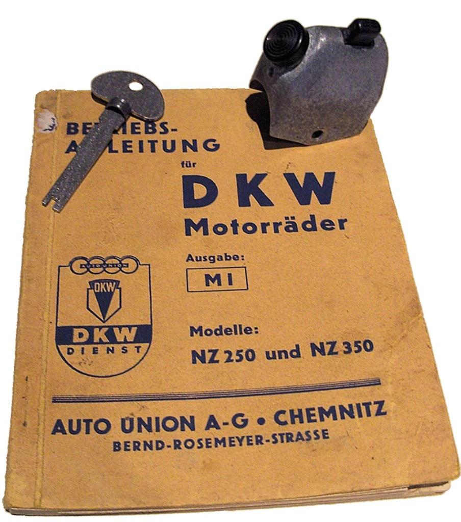 Wertvolle Informationen und Abbildungen enthält die DKW-Bedienungsanleitung aus den späten 1930er-Jahren.