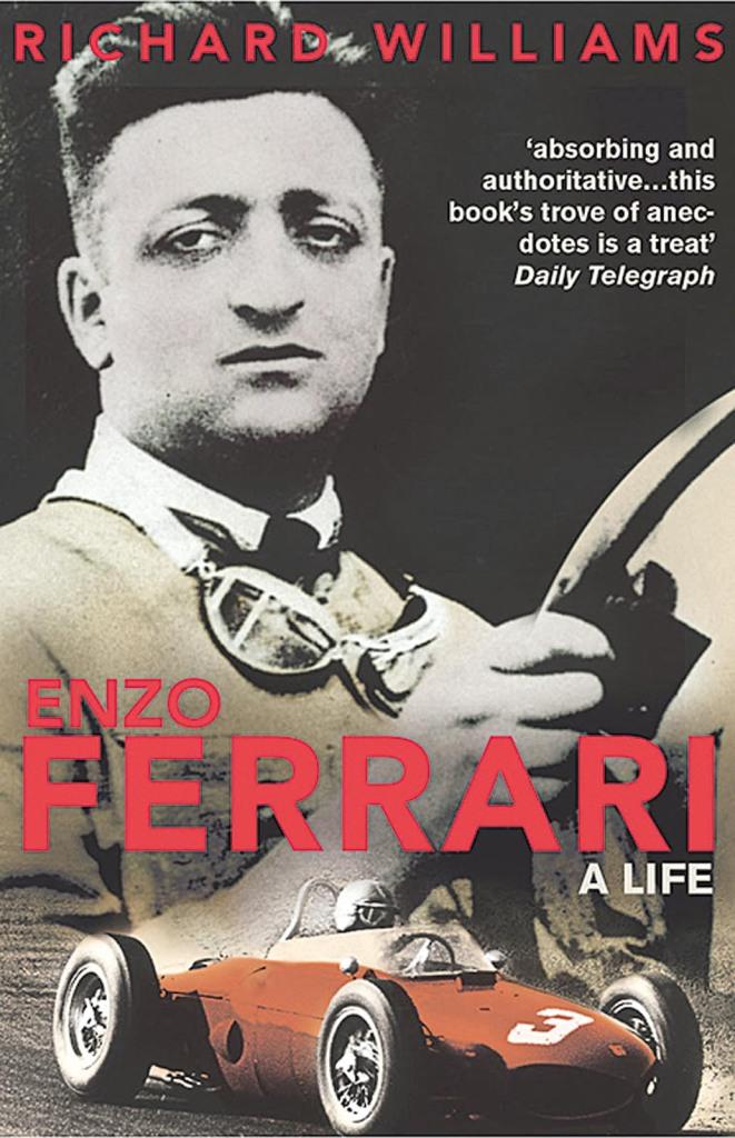 Zum Weiterlesen (in englischer Sprache) Richard Williams: Enzo Ferrari. A Life. Yellow Jersey Press (auch als e-Book)