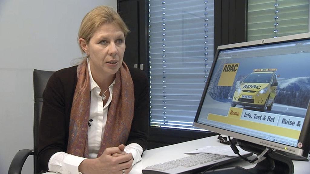 Silvia Schattenkirchner, ADAC