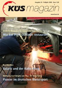 KÜS Magazin 24