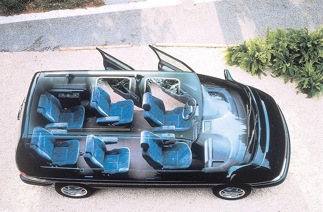 Raum Und Zeit 30 Jahre Renault Espace K 220 S Magazin