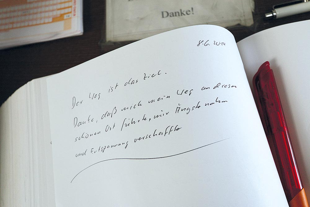 anliegenbuch