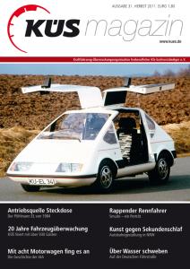 KÜS Magazin 31