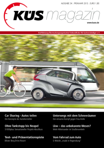KÜS Magazin 34