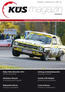 KÜS Magazin 37