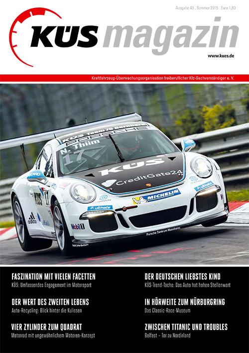 KÜS Magazin 43