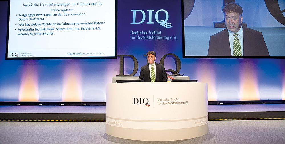 DIQ Symposium in Fürstenfeldbruck