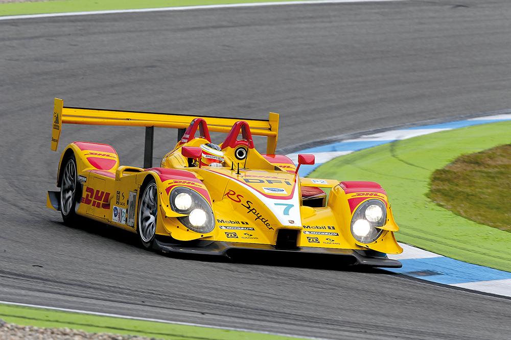 Timo Bernhard Porsche Classic Race Cars Hockenheim 2015