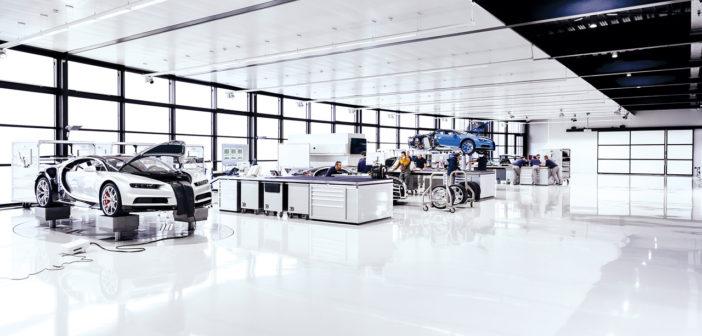 Der Bugatti Chiron kommt aus einem elsässischen Atelier