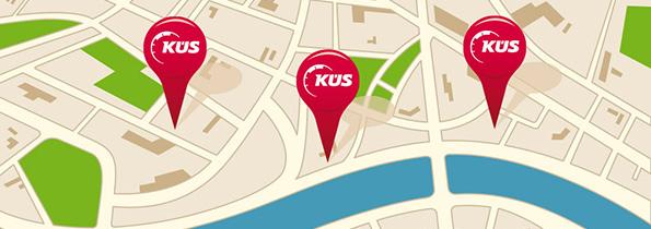 KÜS-Standortsuche