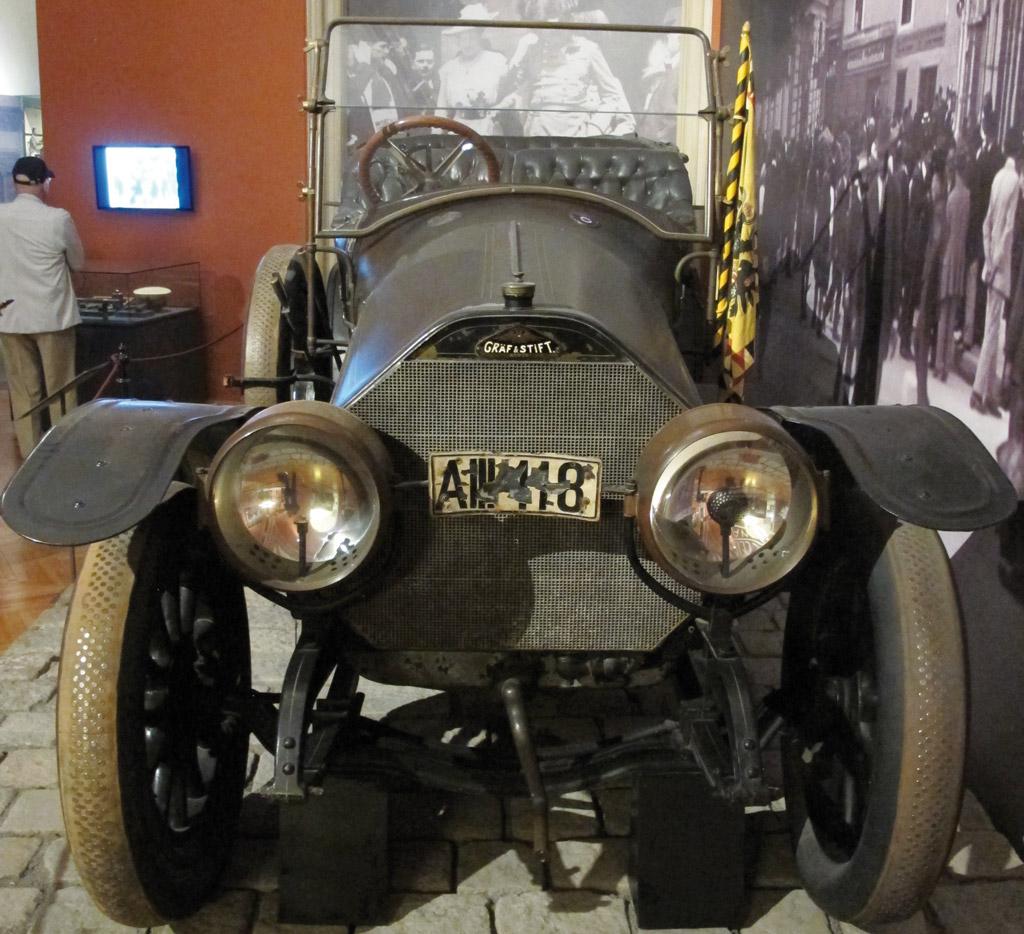 Das Auto von Sarajevo – KÜS magazin