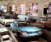 Das Henry Ford Museum in Dearborn/USA