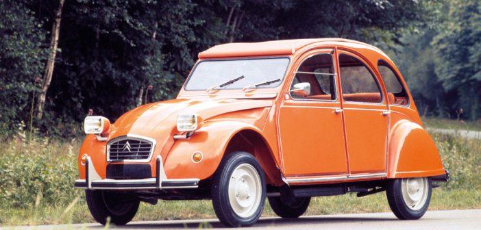 70 Jahre Citroën 2 CV