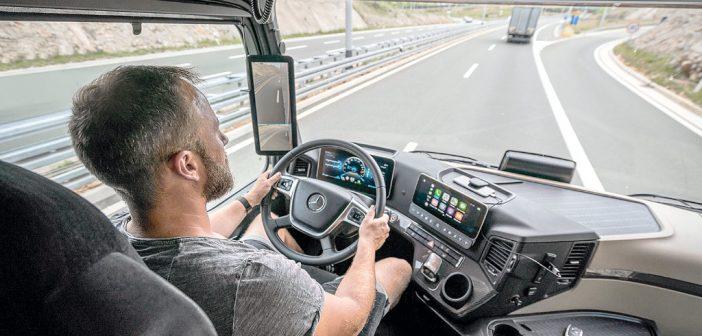 DVR: Wie sicher sind Fahrerarbeitsplätze im digitalen Zeitalter?