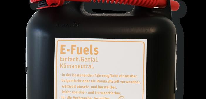 Synthetische Kraftstoffe als Alternative zur Elektromobilität