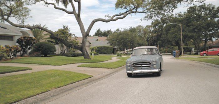 Der Peugeot 403 von Inspektor Columbo
