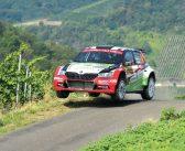Marijan Griebel bei der Rallye Deutschland