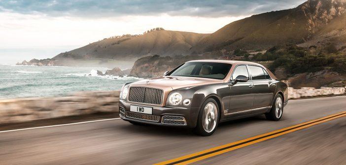 Bentley verabschiedet den Mulsanne